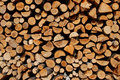 Free Pile Of Wood Stock Image - 14131211