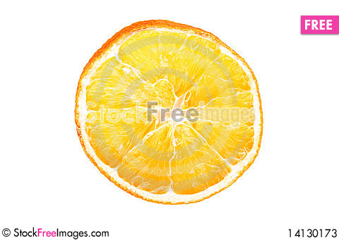 Free Dried Orange Stock Photos - 14130173