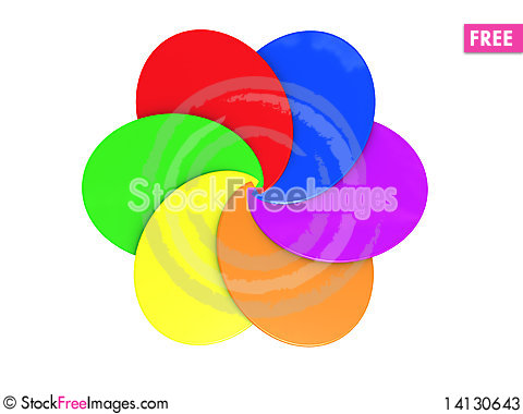 Free Abstract Palette Stock Photos - 14130643