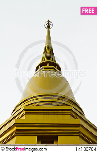 Free The Great Pagoda Of Win Stock Images - 14130784