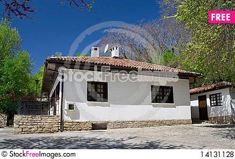 Free Bulgarian House Royalty Free Stock Photos - 14131128