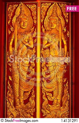 Free God Sculpture Stock Image - 14131291