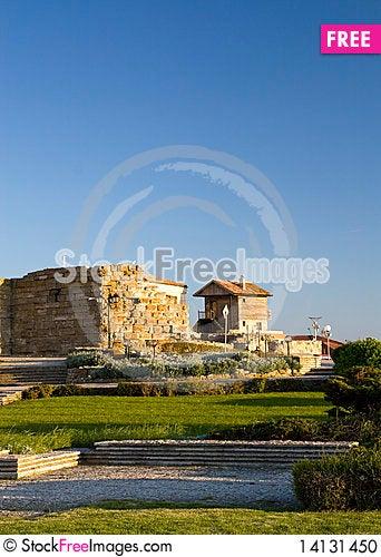 Free Nesebar Monument Stock Photo - 14131450