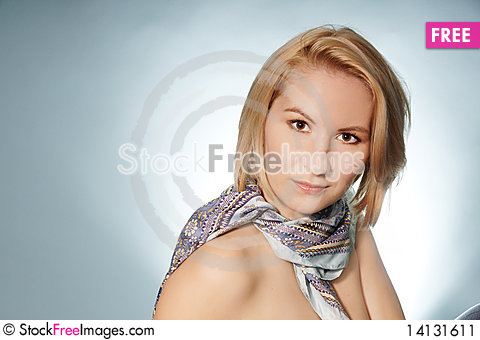 Free Attractive Woman Stock Image - 14131611