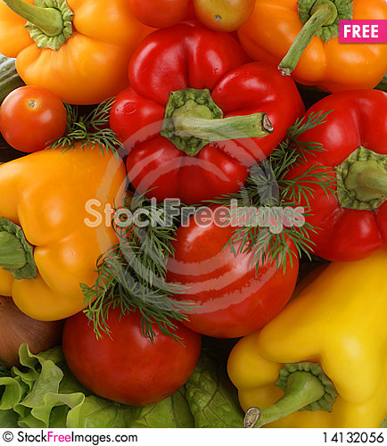 Free Image Of Fresh And Tasty Vegetables Royalty Free Stock Image - 14132056