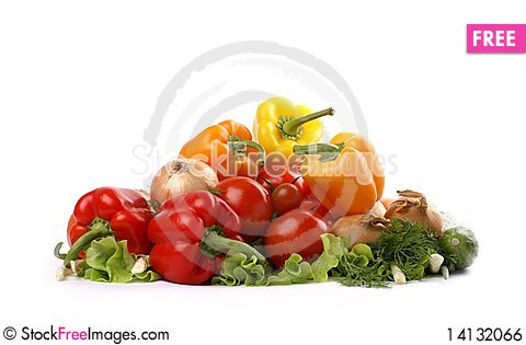 Free Image Of Different Fresh And Tasty Vegetables Royalty Free Stock Image - 14132066