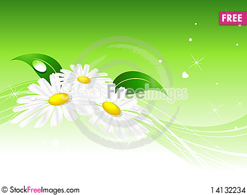 Free Abstract Summer Background Stock Images - 14132234