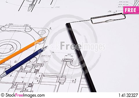Free Office Accessories And Form Royalty Free Stock Photography - 14132327