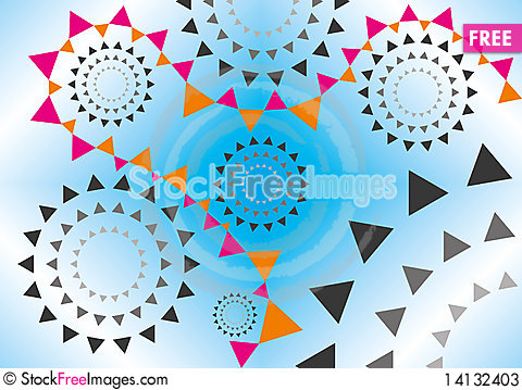 Free Abstract Wheels Stock Photos - 14132403