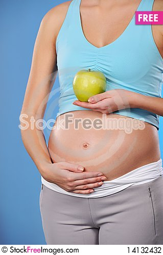 Free Pregnant Woman Stock Photography - 14132432