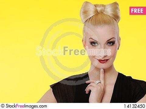 Free Beautiful Woman Stock Photo - 14132450