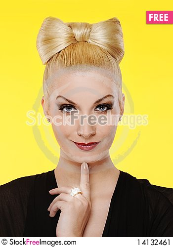 Free Beautiful Woman Stock Image - 14132461