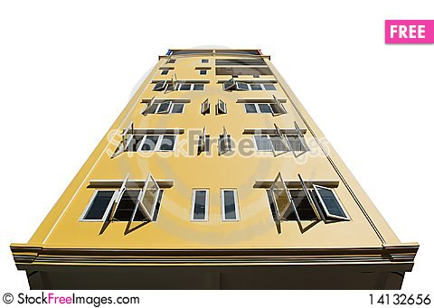 Free Building 1519 Royalty Free Stock Image - 14132656