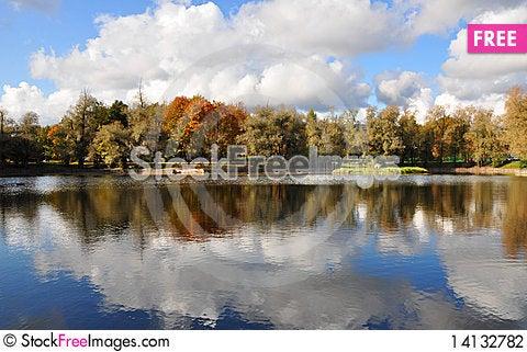 Free Autumn Landscape. Stock Photography - 14132782