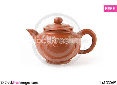Free Chinese Teapot Royalty Free Stock Images - 14133069