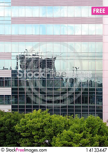 Free Reflection Royalty Free Stock Photography - 14133447