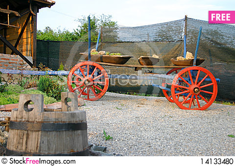 Free Serbian Native Village Stock Photo - 14133480