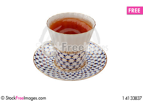 Free Cup Of Tea Royalty Free Stock Photography - 14133837