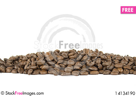 Free Coffee Beans Stock Photo - 14134190