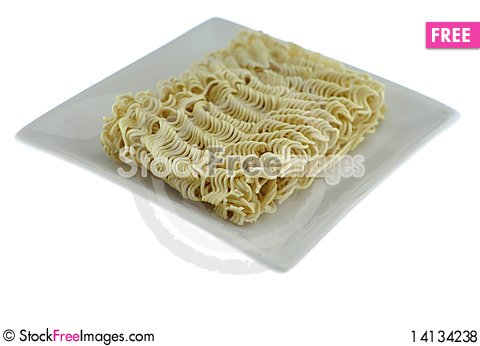 Free Instant Noodles Royalty Free Stock Photos - 14134238
