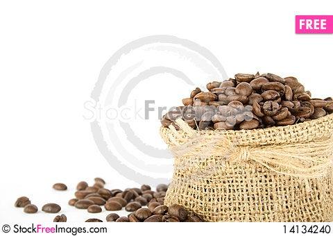 Free Coffee Beans Stock Photo - 14134240