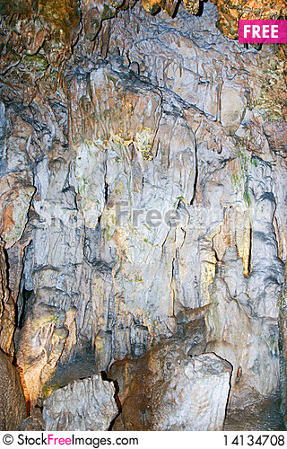 Free Resava Cave Royalty Free Stock Photos - 14134708