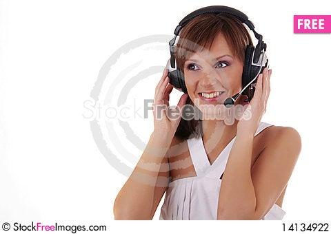 Free Beautiful Woman Stock Photography - 14134922