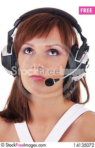 Free Beautiful Woman Stock Photography - 14135072