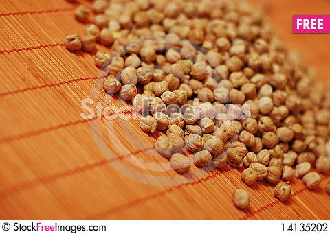 Free Chickpea Stock Photography - 14135202