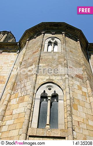 Free Monastery Manasjia Royalty Free Stock Photos - 14135208