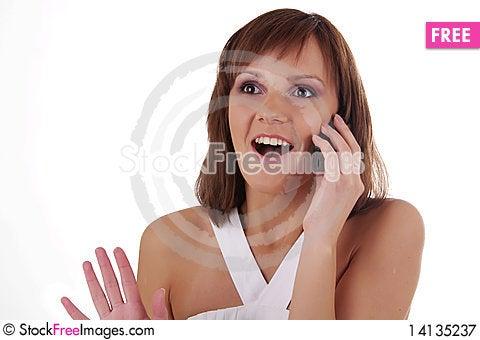 Free Beautiful Woman Royalty Free Stock Photography - 14135237