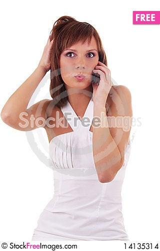 Free Beautiful Woman Stock Images - 14135314
