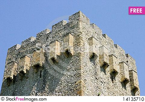 Free Manasija Castle Stock Photo - 14135710