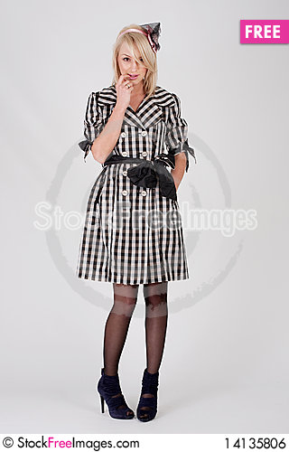 Free Woman Royalty Free Stock Image - 14135806