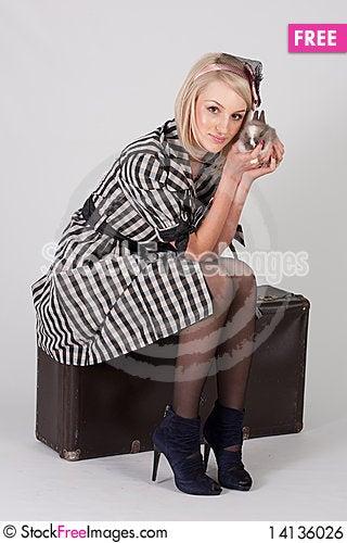 Free Woman Royalty Free Stock Image - 14136026