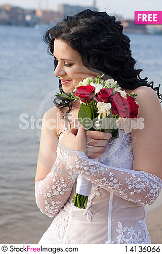 Free Bride Royalty Free Stock Image - 14136066