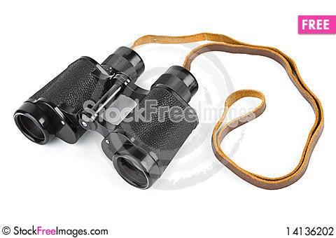Free Binoculars Stock Photography - 14136202