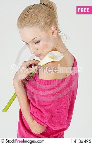 Free Woman Royalty Free Stock Photo - 14136495