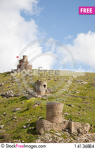 Free Genoese Fortress Stock Images - 14136884