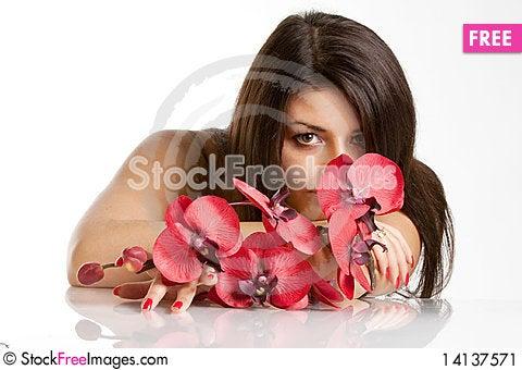 Free Woman Stock Image - 14137571
