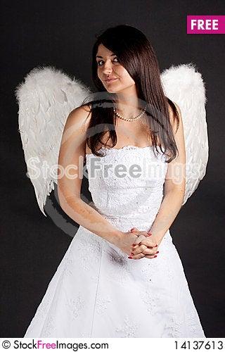 Free Angel Stock Photos - 14137613