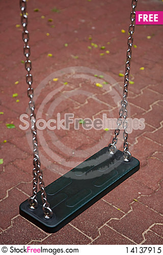 Free Swing Royalty Free Stock Photo - 14137915