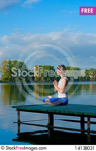 Free Yoga Stock Image - 14138031