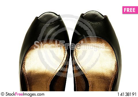 Free Shoes Stock Image - 14138191