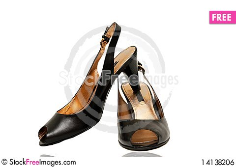 Free Shoes Royalty Free Stock Image - 14138206