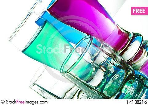 Free Beautiful Glasses Royalty Free Stock Image - 14138216
