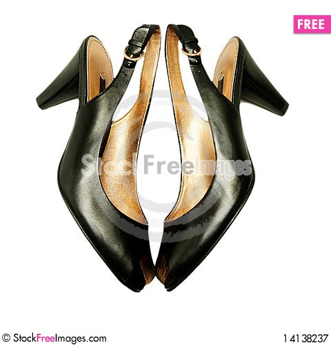 Free Shoes Royalty Free Stock Photography - 14138237