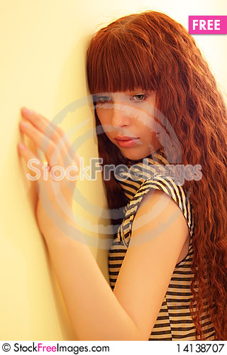 Free Girl Royalty Free Stock Photography - 14138707