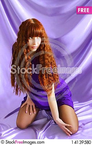 Free Beautiful Girl Stock Photo - 14139580