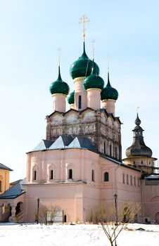Free Christian Orthodox Church Stock Photos - 14130523